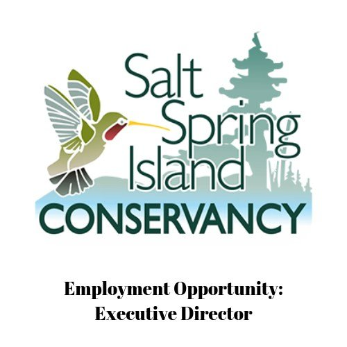 Employment Opportunity at Salt Spring Island Conservancy ...